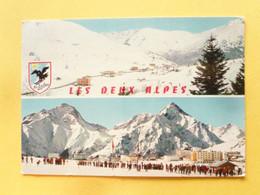 V11-A-38--isere-les Deux Alpes- Alpe De Mont De Lans- Alpe De Venosc-  Muzelle -belle Animation- - Sin Clasificación