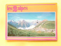 V11-A-38--isere-les Deux Alpes- La Muzelle L'aiguille De Venosc- - Sin Clasificación