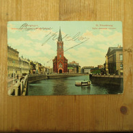 Sint Petersbourg Eglise Allemande Réformée 1909 - Rusland