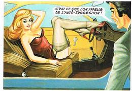Illustrateur  Humour Louis Carriere     PIN UPS N° 50397 - Carrière, Louis