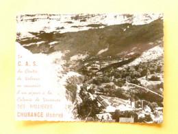 V11-A-38--isère -la C.a.s.-colonie De Vacances Des Millieres- -chorance - Sin Clasificación