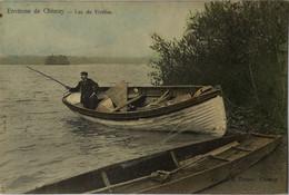 Chimay Environs De // Lac De Virelles (animee - Color) 190? - Chimay