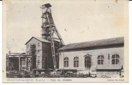 Montceau-les-Mines - Puits Des Alouettes - Montceau Les Mines