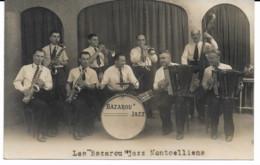 """Montceau-les-Mines - Orchestre Les """"Bazarou"""" - Andere"""