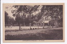 CP 50 COUTAINVILLE Les Tennis - Otros Municipios