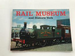 RAIL MUSEUM And Historic York - Europa