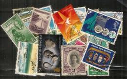 Beau Lot De 25 Timbres Oblitérés,1 ère Qualité, Des îles Tonga,Pitcairn,Fiji,Norfolk,Cocos,Papua,etc. Differents. # 5 - Mezclas (max 999 Sellos)