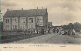 Oostmalle Caserne De La Gendarmerie Hoelen 2097 - Malle