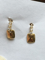 Boucles D'oreilles En Or 18 Carats - Earrings