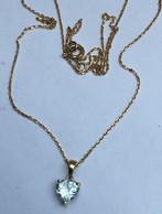 Collier (chaîne+ Pendentif ) En Or 18 Carats - Necklaces/Chains