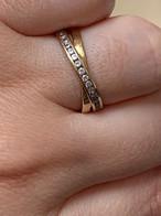 Bague En Or 375  (9 Carats ) - Rings