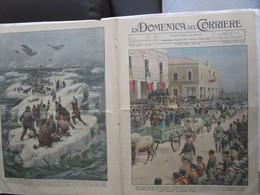 # DOMENICA DEL CORRIERE N 10 / 1934 FASCISMO A LITTORIA / MAR CASPIO - Prime Edizioni