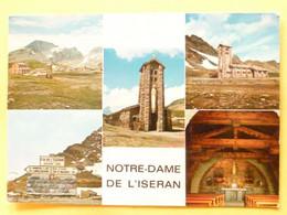 V11-A-38--isere-le Col De L'iseran-lnotre Dame De L'iseran-multivues - Sin Clasificación