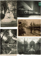 75 / PARIS  /  Lot De 950 C.P.A. - 500 Cartoline Min.