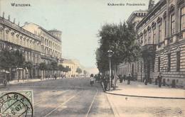 Pologne - N°78491 - WARSZAWA - Krakowskie Pzedmiescie - Pologne