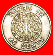 * PENDANT (1977-1983): SOLOMON ISLANDS ★ 20 CENTS 1977! LOW START ★ NO RESERVE! - Solomon Islands