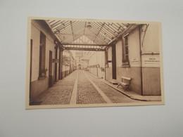 ANTWERPEN: St Elisabethgasthuis - Hoofdingang - Antwerpen