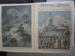 # DOMENICA DEL CORRIERE N 16 / 1934 FIERA DI MILANO / POSTE DI PALERMO /SABAUDIA - Prime Edizioni