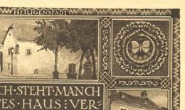 522  Papillon: Entier (carte Postal) D'Autriche, 1927 -  Butterfly On Beethoven Stationery Postcard From Austria, Mint - Butterflies