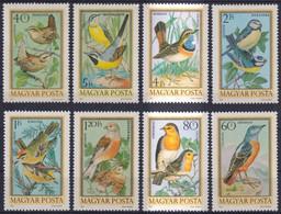 F-EX27371 HUNGARY HUNGRIA MNH 1973 OISEAUX BIRD AVES PAJAROS. - Sperlingsvögel & Singvögel
