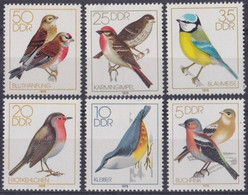 F-EX27370 GERMANY DDR MNH 1979 OISEAUX BIRD AVES PAJAROS. - Sperlingsvögel & Singvögel