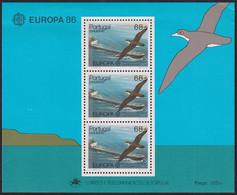 F-EX27313 PORTUGAL MADEIRA MNH 1986 EUROPA CEPT SHIP OISEAUX BIRD AVES PAJAROS. - Seagulls