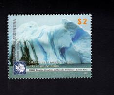 1314801001 2011 SCOTT 2608  POSTFRIS (XX) MINT NEVER HINGED EINWANDFREI   - ANTARCTIC TREATY 50TH ANNIV - ICEBERG - Neufs