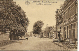 Oostmalle Zoerselsche Steeenweg - Malle