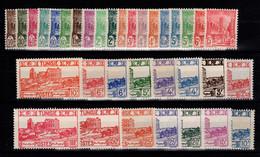 Tunisie - YV 273 à 298 N** MNH Complete Luxe - Ungebraucht