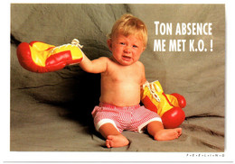 ENFANTS : Ton Absence Me Met K.O. ! - Retratos