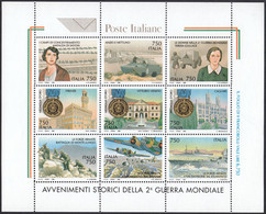 ITALIA - 1995 - Foglietto Nuovo MNH Yvert BF17. - Hojas Bloque