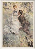 CHROMOS Tableau 36 : Les Amoureux Huile Sur Toile Vers 1875 De Renoir Pierre Auguste - Otros