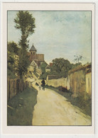 CHROMOS Tableau 37 : Le Chemin Du Village Huile Sur Toile 1892 De Lépine Stanislas Né A Caen 1836 - Otros