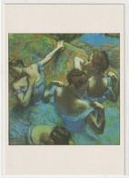 CHROMOS Tableau 38 : Danseuses Bleues Huile Sur Toile Vers 1898 De Degas Edgar - Otros