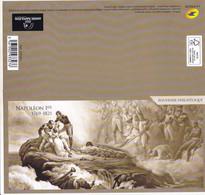 FRANCE :souvenir Philatélique NAPOLEON 1 : Y&T : BF ** - Foglietti Commemorativi