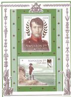 FRANCE : NAPOLEON 1 : Y&T : ** - Foglietti Commemorativi