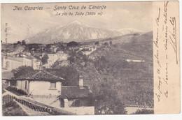 48512 -   Santa  Cruz  De Tenerife - Pic  Du  Teide  Série  14  N°  95 - Tenerife