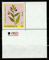 Personalisierte BM Rudolf Gallers Herbarium Beinwell ** Postfrisch - Private Stamps