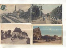 Lot De 20 Cartes Postales Anciennes - 5 - 99 Cartoline