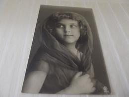Cpa Portrait D'une Enfant - Retratos