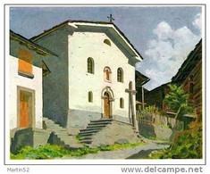 "Schweiz Suisse 1945: Pro Infirmis-AK ""Kapelle"" Zu 210 Mi 311II Yv 302 Mi O BASEL 24.April 1945 100 JAHRE BASLER TAUBE - Covers & Documents"