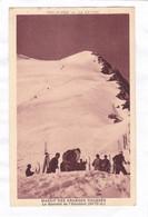 CPA :  14 X 9  -  MASSIF  DES  GRANDES  ROUSSES  -  Le  Sommet  De  L'Etendard (3470 M.) - Sin Clasificación