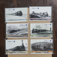 ISRAEL-train Card From Private-(information Dound)-mint Card+4 Card Prepiad Free- - Trains