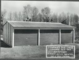 Carte-Photo 45 Loiret Montargis Usine SOTRACO à Saint-Firmin Amilly - Montargis