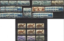 ERITREA 1933-1936 Selezione Di Usati  (1286) - Eritrea