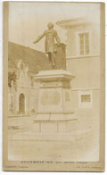 HAGETMAU- Photo 13x21 Souvenir Inauguration Du 30 Mai 1892 Statue De Pascal DUPRAT... - Lugares