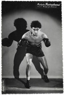 BOXE- Photo 9,5x14,5  Mustapha MUSTAPHAOUI... - Sporten