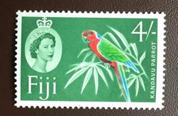 Fiji 1964 Parrot Birds Definitive MNH - Zonder Classificatie