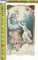 K L - 1750 - SAINTE VIERGE - Images Religieuses