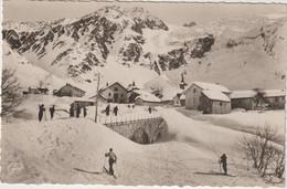 Haute Savoie : Env. De  Chamonix : Le Village  Du Tour Et Son  Glacier  , Gany - Other Municipalities